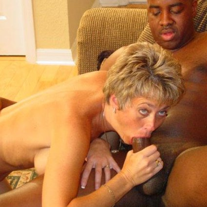 Wife loves to suck black cock